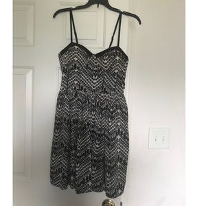 Tribal design dress